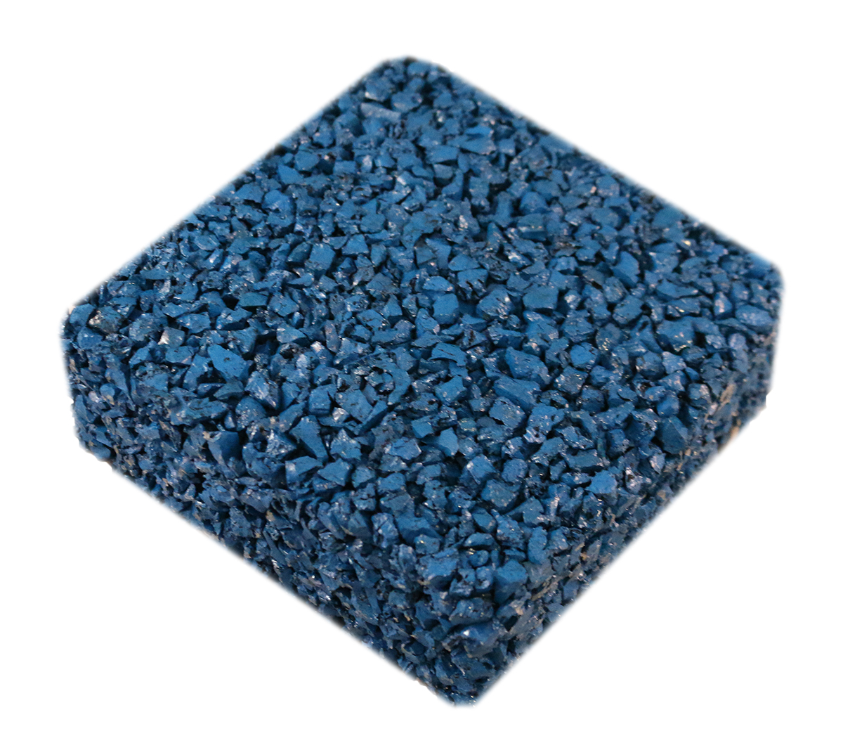 Rubberway pervious pavement PP3000 blue