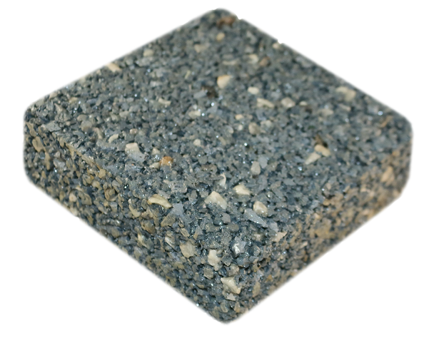 Rubberway rubberrock grey ss