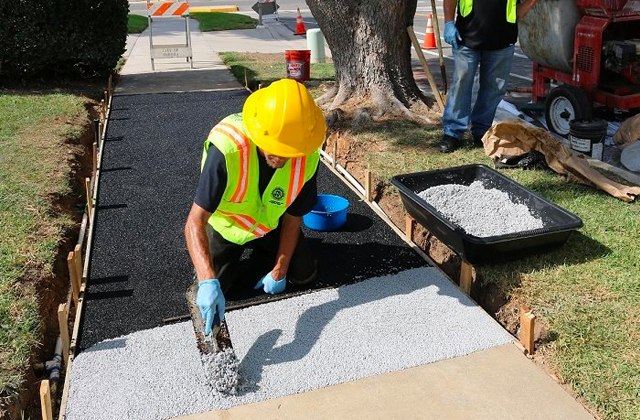 Professional Rubberway Installation is Available Across the U.S.