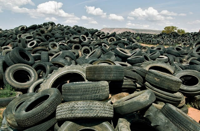 Tire-Derived Product (TDP) Grant Cycle 2015/16 Announced